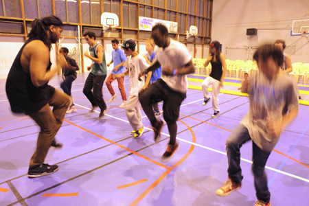 Colo hip hop et break danse